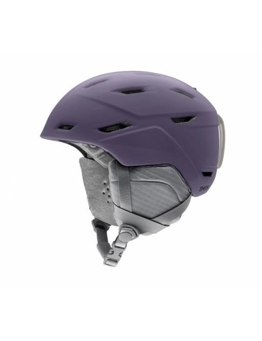 Casco SMITH Mirage violeta mate 2020/21 talla S / 51-55cm