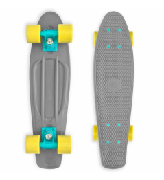 Longboard Baby Miller Old Is Cool piedra gris vell