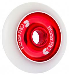 Wheel Blazer Pro Aluminium Core Blanco / Rojo