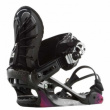 Fijaciones de snowboard K2 Agogo 10/11 W.black vell.S