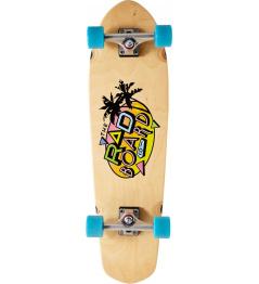 "RAD Skateboard Cali Cruiser 32 ""Islandia"