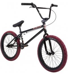 "Stolen Casino 20 ""2021 Bicicleta BMX Freestyle (21"" | Negro y rojo sangre)"