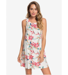 Vestido Roxy Tranquility Vibes 410 wbk7 snow white tropic call 2020 vell para mujer.L