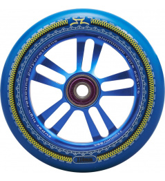 Rueda AO Mandala 110mm azul