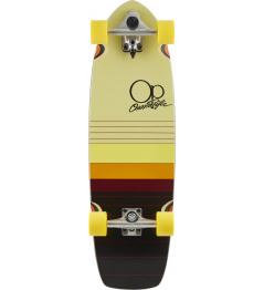 """Ocean Pacific Dawn Surfskate (32 """"  Naranja)"""