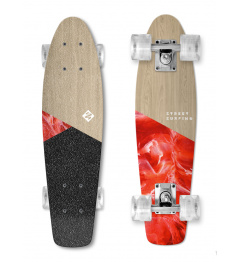 Calle Surf Skateboard BEACH BOARD MADERA Bloody Mary