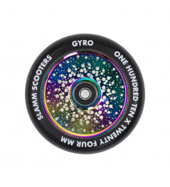 Rueda Slamm 110mm Gyro Hollow Core Neochrome
