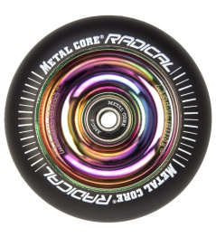 Rueda Rainbow Metal Core Radical de 100 mm