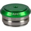 Auriculares integrados Apex verde