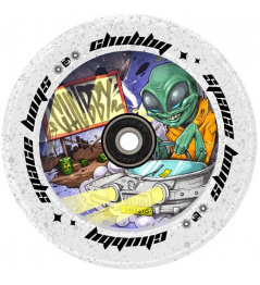 Rueda Alien Chubby SpaceBoys 110mm