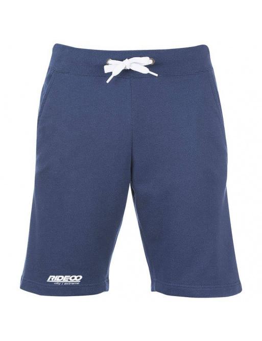 Rideoo Logo Shorts Blue S