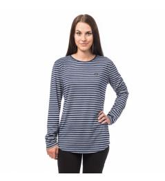 Camiseta Horsefeathers Demi rayas azules 2019/20 vell.M