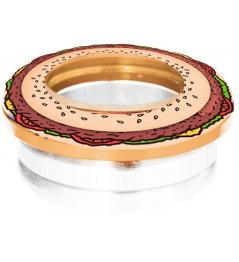 Auriculares Chubby Donut marrón