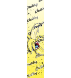 Chubby Wheels griptape Banana Split