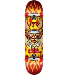 "Skateboard Speed Demons Personajes 7.5 ""Hot Shot"