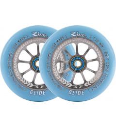 Ruedas River Glide Juzzy Carter 110 mm Serenity 2 piezas