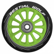 Bestial Wolf Pilot wheel green