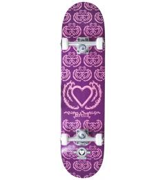 "Patineta Heart Supply Bam 7.75 ""United Purple"