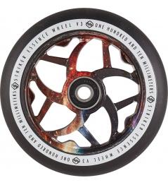 Rueda Striker Essence V3 Negro 110mm Amarillo Galaxy