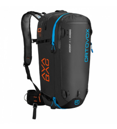 Mochila Ortovox Ascent 28 S negro Avabag KIT