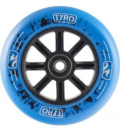 Rueda Longway Tyro Nylon Core 100mm azul