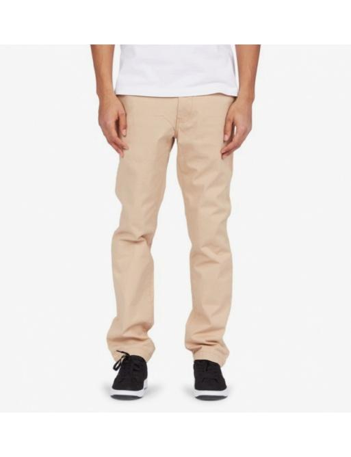 Kalhoty Dc Worker Chino 062 tky0 khaki 2021 vell.34
