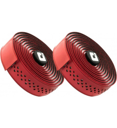 Puños ODI Bar Tape rojo 2.5mm