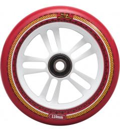 Rueda AO Mandala 110mm roja