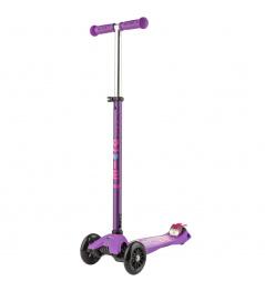 Scooter Maxi Micro Deluxe Purple