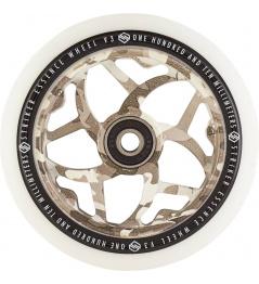 Wheel Striker Essence V3 White 110mm Snow Camuflaje