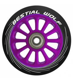 Bestial Wolf Pilot circle purple