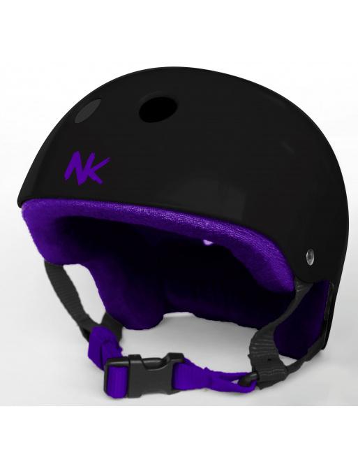 Helma Nokaic Black/Purple M