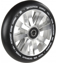 Wheel Revolution Supply Twin Core 110 mm plateado