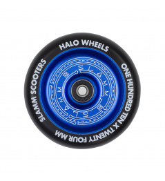Kolečko Slamm 110mm Halo Deep Dish modré