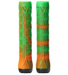Puños Blunt V2 Verde / Naranja