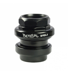 Bestial Wolf Wired Headset Black