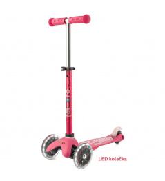 Mini Micro Deluxe LED rosa