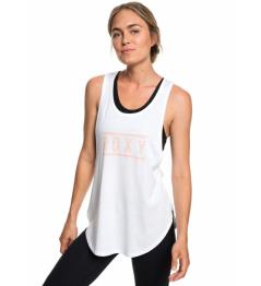Camiseta de tirantes Roxy Light My Way 541 wbb0 blanco brillante 2019 mujer vell.M