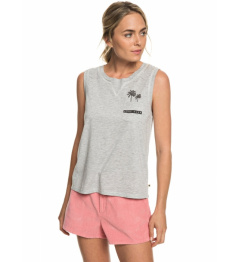 Camiseta Roxy Feel So Right 491 sgrh heritage heather 2019 mujer vell.L