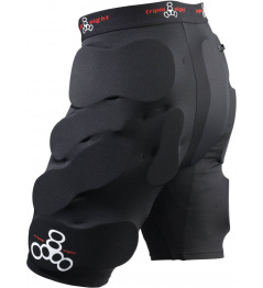 Pantalones cortos protectores Triple Eight Bumsaver (S)