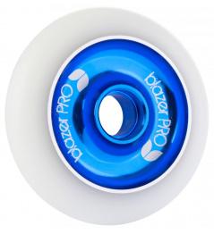 Wheel Blazer Pro Aluminium Core Blanco / Azul