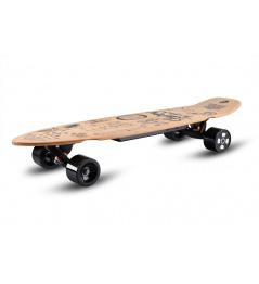Longboard eléctrico Skatey 350L madera arte