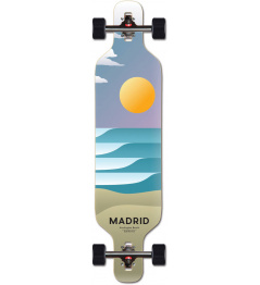 "Longboard Madrid Lifestyle Drop Through 40 ""Sol"