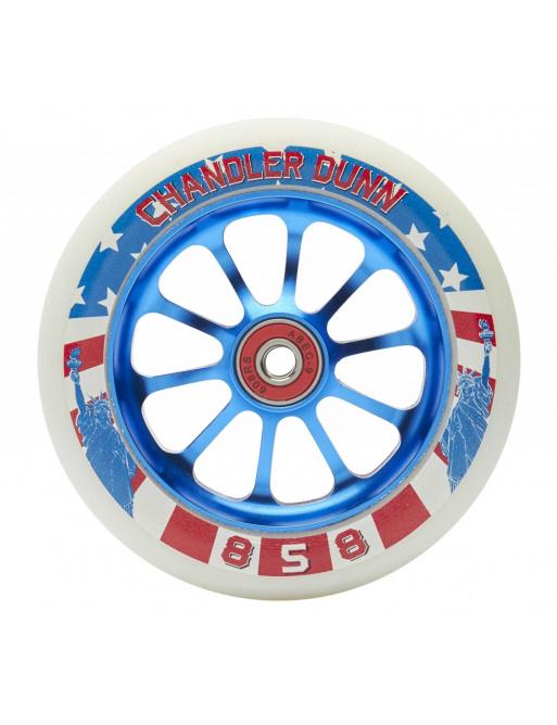 Paseo 858 Chandler Dunn 120 mm de color azul