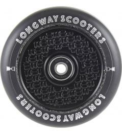 Rueda Longway FabuGrid 110mm negra