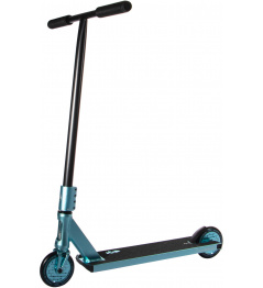 North Switchblade 2021 Freestyle Scooter (Jade y negro mate)