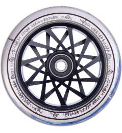 Wheel On A Scooter Striker Serie Zenue Transparente 110mm Negro