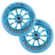 Ride 858 Kal Chandler 120 mm rueda azul