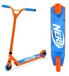 Freestyle koloběžka Spokey HASBRO STRIKE oranžovo modrá