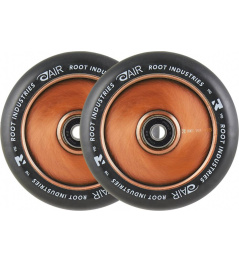 Root Industries Air 110 mm rueda de bronce negro